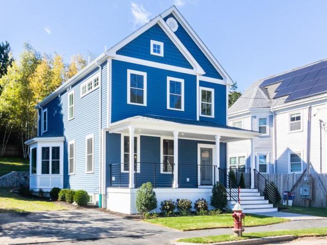 63 Sheldon Street, Milton, MA 02186 (MLS #72413769) :: Westcott Properties