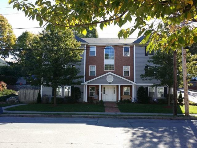 28 Oval Road #4, Quincy, MA 02170 (MLS #72413814) :: Westcott Properties