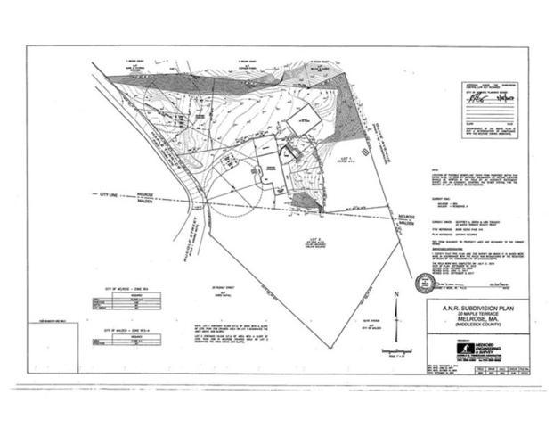 0 Maple Ter, Melrose, MA 02176 (MLS #72413941) :: COSMOPOLITAN Real Estate Inc
