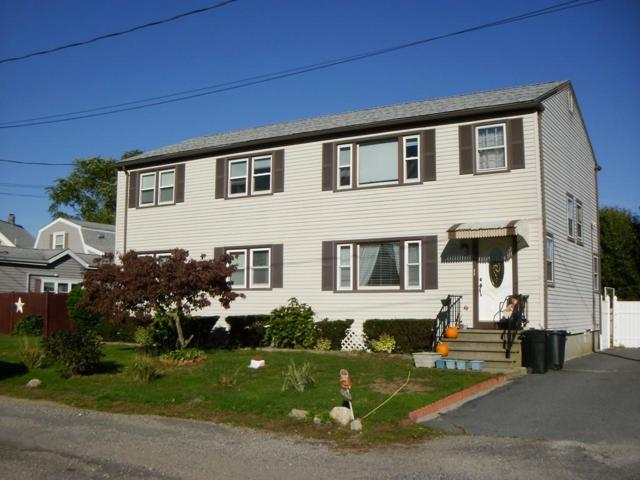 87 Taylor Street #2, Dartmouth, MA 02748 (MLS #72413958) :: Commonwealth Standard Realty Co.