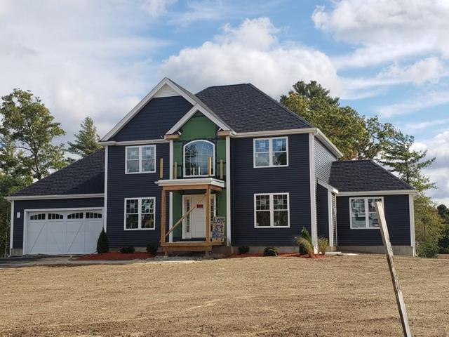 44 Waterford Circle--Under Const., Dighton, MA 02715 (MLS #72414099) :: Charlesgate Realty Group