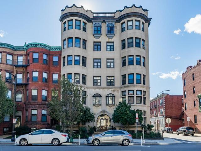 857 Beacon #31, Boston, MA 02215 (MLS #72414122) :: The Goss Team at RE/MAX Properties