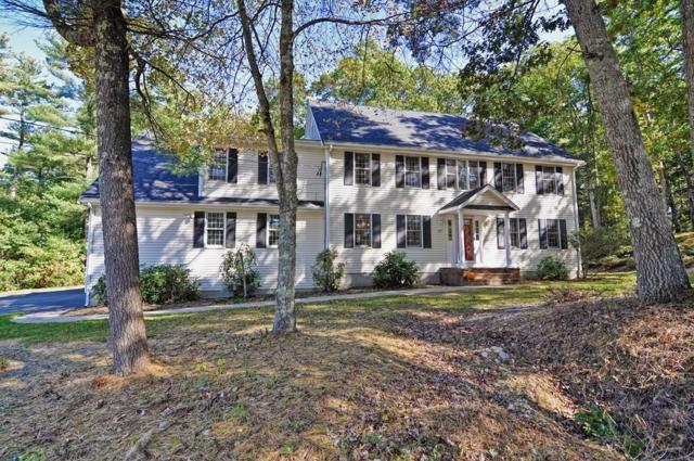 67 Cedarmill Drive, Raynham, MA 02767 (MLS #72414384) :: ALANTE Real Estate