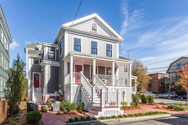 22 Linden Avenue #2, Somerville, MA 02143 (MLS #72414542) :: ALANTE Real Estate