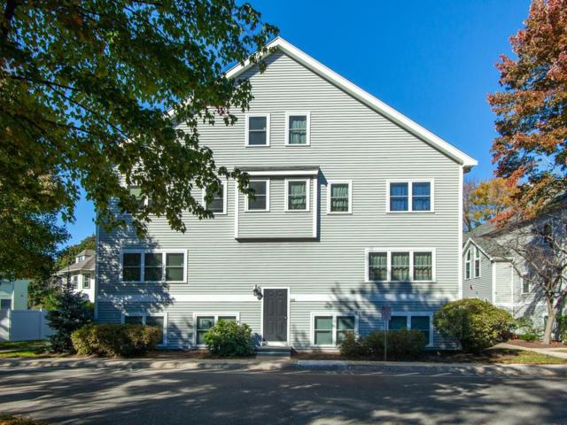 216 Florence St B, Boston, MA 02131 (MLS #72414697) :: Goodrich Residential