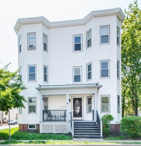 95 Beech St #3, Belmont, MA 02478 (MLS #72414916) :: ALANTE Real Estate
