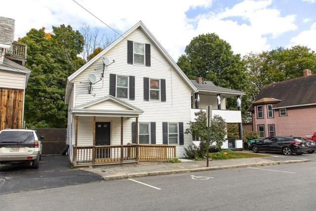 108 Lawrence St, Fitchburg, MA 01420 (MLS #72414945) :: ALANTE Real Estate
