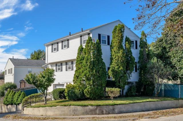 45 Franclaire Dr, Boston, MA 02132 (MLS #72415102) :: Trust Realty One