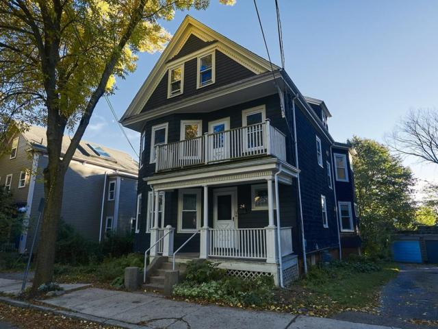 34 Oxford St, Somerville, MA 02143 (MLS #72415133) :: Mission Realty Advisors