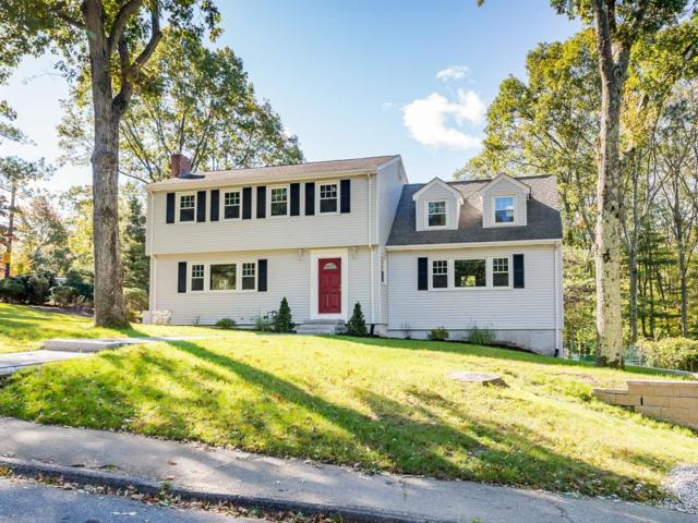 100 Pine Ridge Dr, Franklin, MA 02038 (MLS #72415198) :: EdVantage Home Group