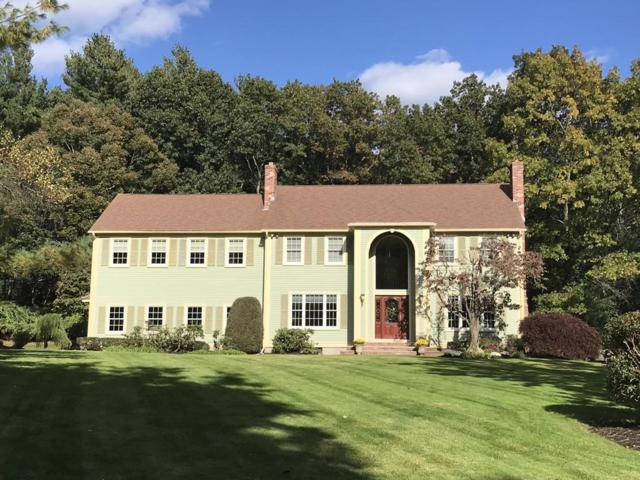 2 Eagle Dr, North Reading, MA 01864 (MLS #72415289) :: Apple Country Team of Keller Williams Realty
