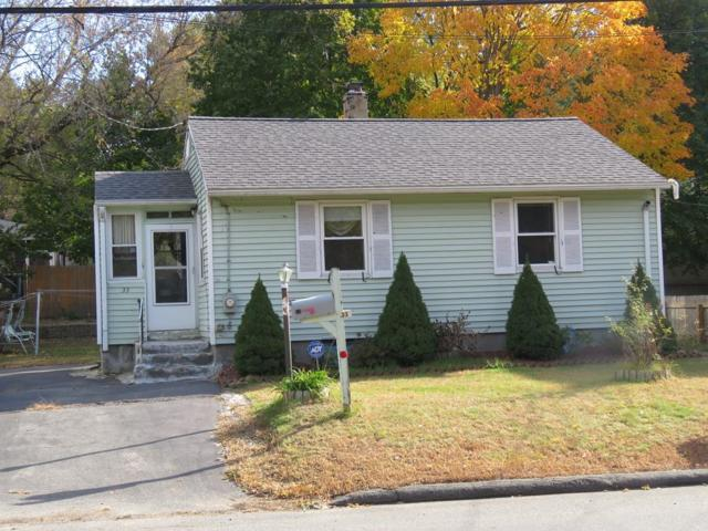 33 Willow Street, Woburn, MA 01801 (MLS #72415917) :: Westcott Properties