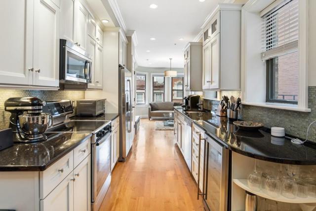 18 Cooper St #4, Boston, MA 02113 (MLS #72416029) :: Goodrich Residential