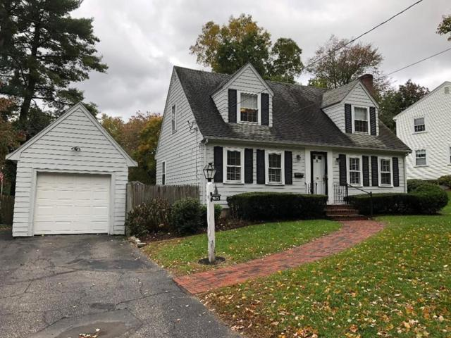 205 School Street, Westwood, MA 02090 (MLS #72416085) :: Trust Realty One