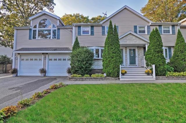 22 Oak St #22, Billerica, MA 01862 (MLS #72416164) :: Westcott Properties