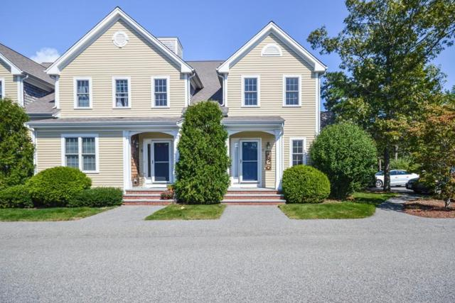 350 Old Barnstable Rd #4, Falmouth, MA 02536 (MLS #72416635) :: Apple Country Team of Keller Williams Realty
