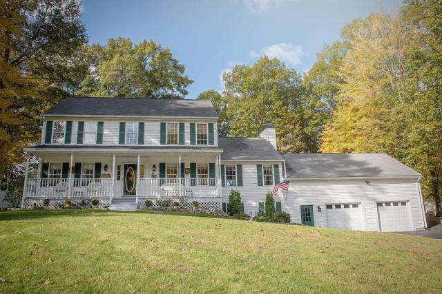 148 Hastings Dr, Northbridge, MA 01588 (MLS #72416757) :: ALANTE Real Estate