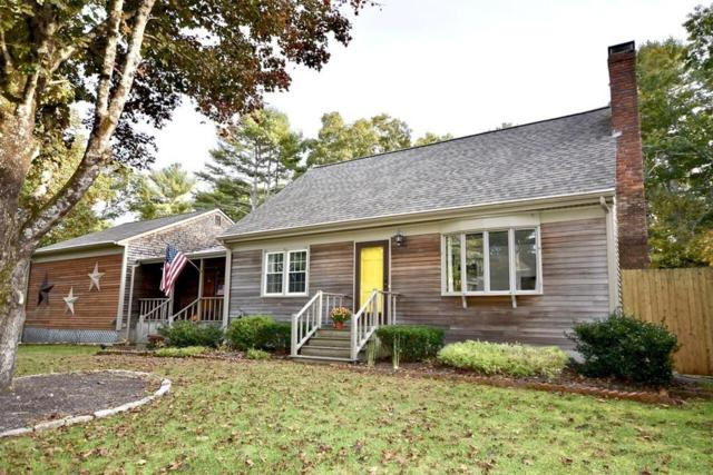 14 Shady Oak Dr, Mattapoisett, MA 02739 (MLS #72417021) :: Cobblestone Realty LLC