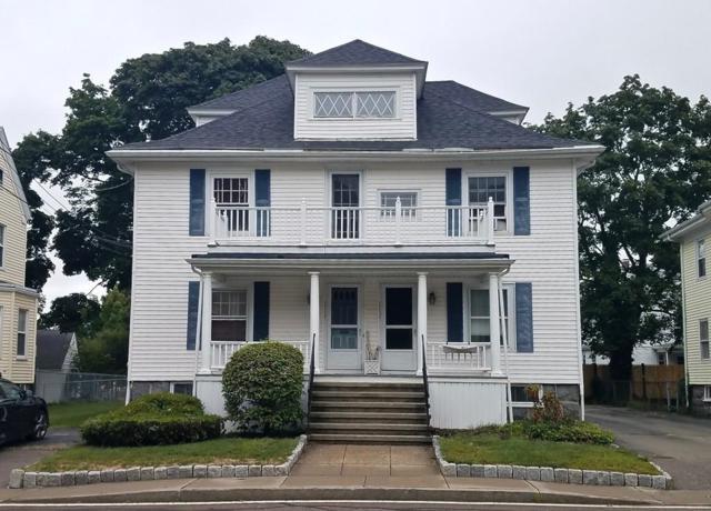 117-119 Central Avenue, Braintree, MA 02184 (MLS #72417329) :: ALANTE Real Estate