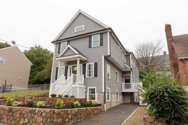 232 Edenfield Ave #232, Watertown, MA 02453 (MLS #72417363) :: Westcott Properties