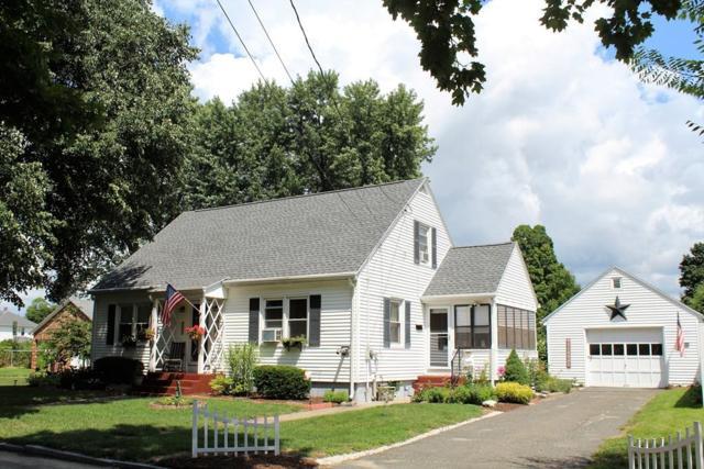 65 Prim Rose Street, Springfield, MA 01151 (MLS #72417393) :: ALANTE Real Estate