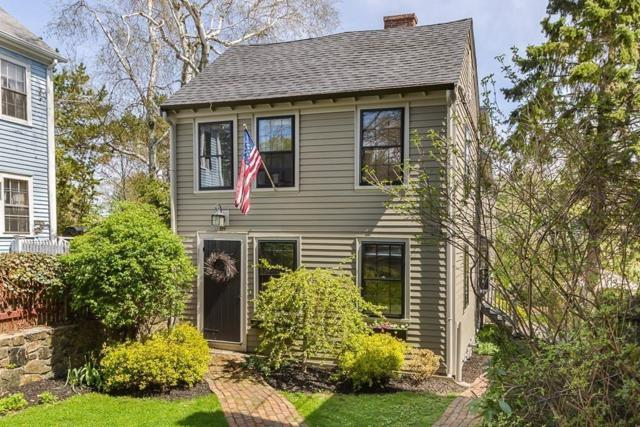 18 Stacey St, Marblehead, MA 01945 (MLS #72417443) :: Trust Realty One
