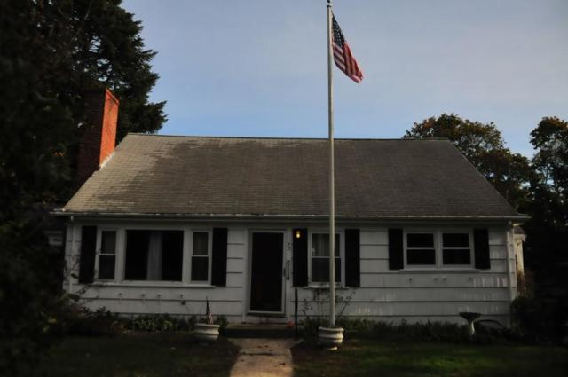 75 Pleasant St, Bourne, MA 02563 (MLS #72417491) :: Trust Realty One