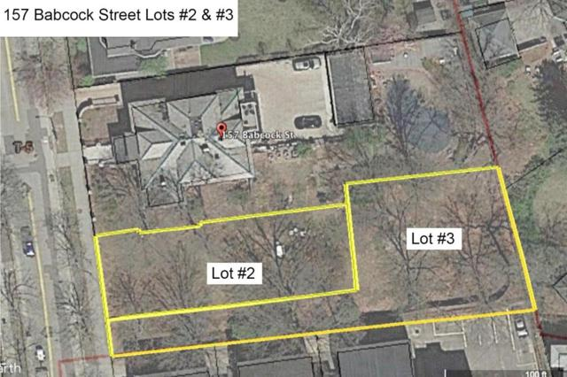 157 Babcock St-Lot 2, Lot 3, Brookline, MA 02446 (MLS #72417550) :: Commonwealth Standard Realty Co.