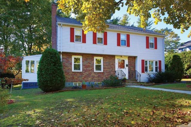 9 Longfellow Rd, Newton, MA 02462 (MLS #72417931) :: ALANTE Real Estate