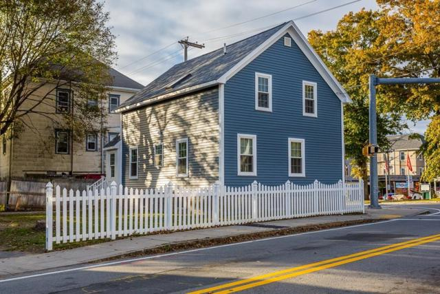 258 Adams St, Fairhaven, MA 02719 (MLS #72417933) :: Trust Realty One