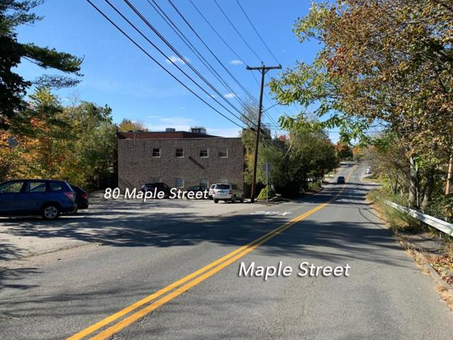 80 Maple St, Stoneham, MA 02180 (MLS #72417982) :: COSMOPOLITAN Real Estate Inc