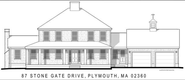 87 Stone Gate Drive, Plymouth, MA 02360 (MLS #72418016) :: Vanguard Realty