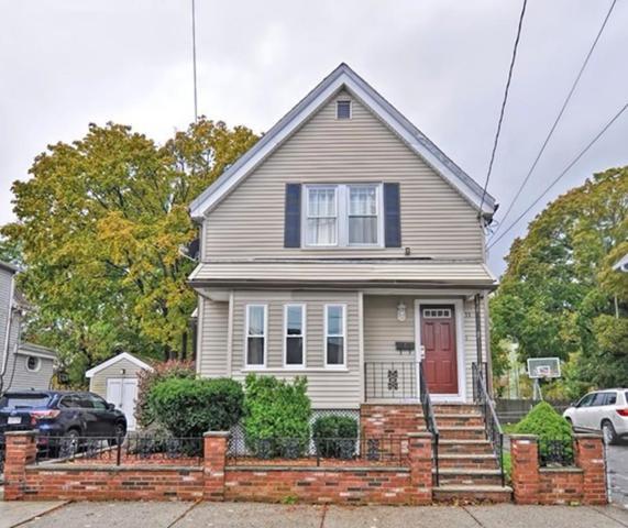 33 Abbott St, Lynn, MA 01905 (MLS #72418027) :: ALANTE Real Estate