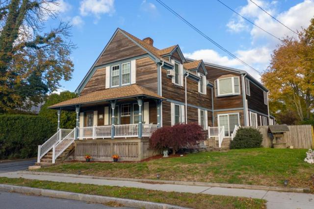 33 Fort Street, Fairhaven, MA 02719 (MLS #72418093) :: Trust Realty One
