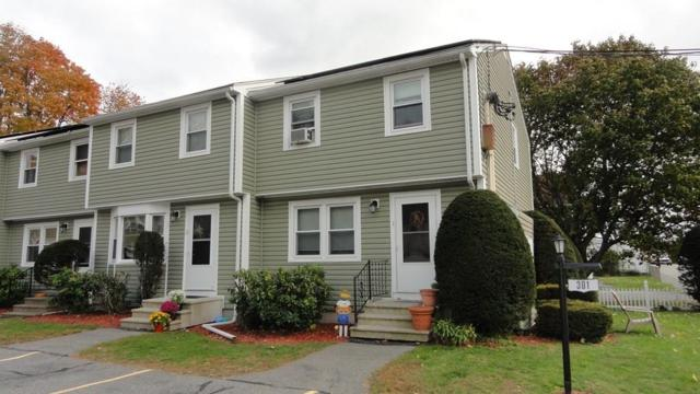 301 Mammoth Road #1, Lowell, MA 01854 (MLS #72418172) :: ALANTE Real Estate