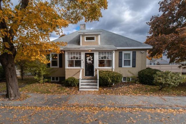 8 Putnam St, Beverly, MA 01915 (MLS #72418290) :: Westcott Properties