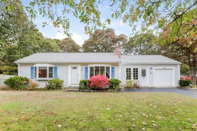 164 Forest Road, Yarmouth, MA 02664 (MLS #72418564) :: ALANTE Real Estate