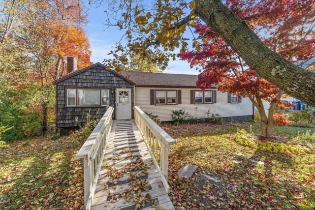 343 Union, Braintree, MA 02184 (MLS #72418786) :: ALANTE Real Estate