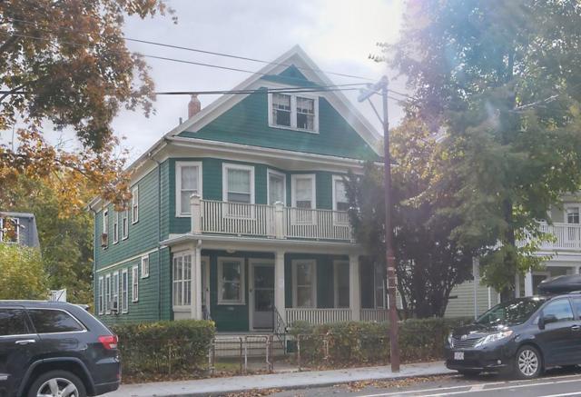 500 Huron Ave, Cambridge, MA 02138 (MLS #72418877) :: ALANTE Real Estate