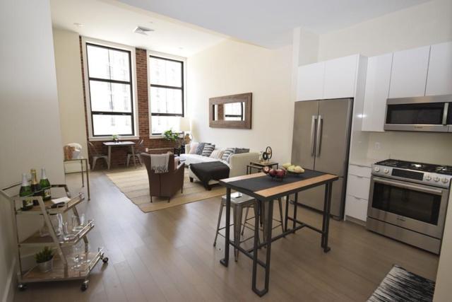 121 Portland Street U:204, Boston, MA 02114 (MLS #72418984) :: Westcott Properties