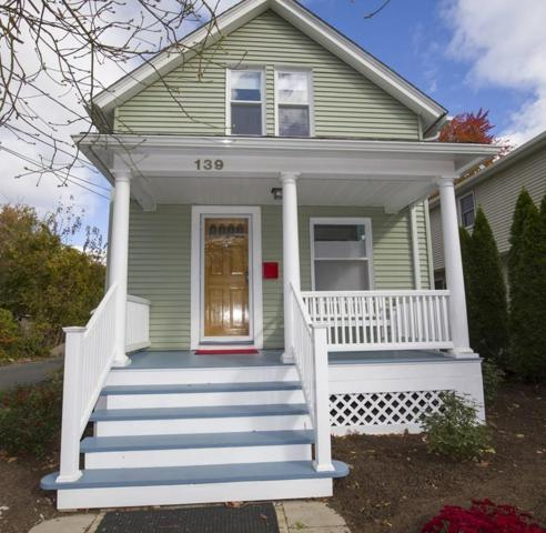 139 Eddy St, Springfield, MA 01104 (MLS #72419031) :: Exit Realty