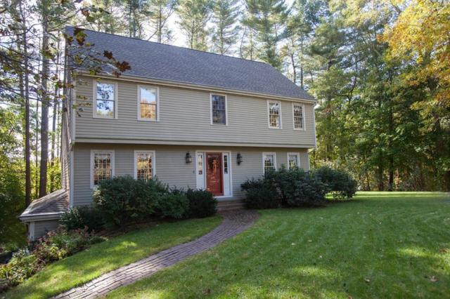 27 Carriage House Lane, Pembroke, MA 02359 (MLS #72419061) :: The Muncey Group