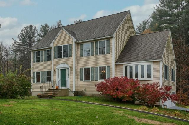 199 Mill St, Groton, MA 01450 (MLS #72419289) :: Exit Realty