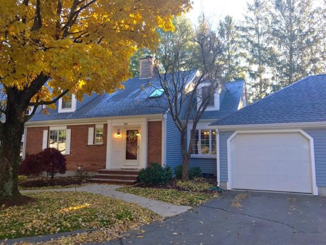 20 Greystone Dr #15, Middleton, MA 01949 (MLS #72419333) :: Exit Realty