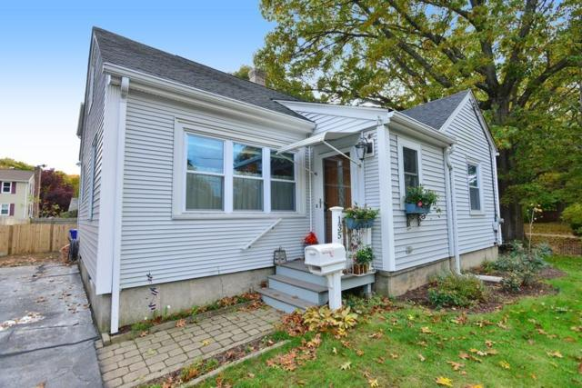 135 New Rd, East Providence, RI 02916 (MLS #72419343) :: The Goss Team at RE/MAX Properties
