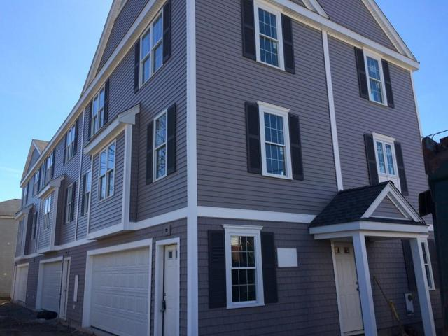 12 West Church Street #2, Mansfield, MA 02048 (MLS #72419506) :: Primary National Residential Brokerage
