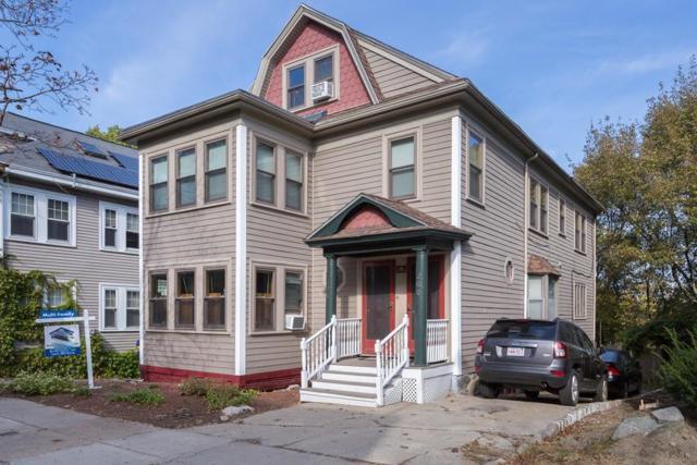 198 Calumet St #198, Boston, MA 02120 (MLS #72420409) :: Mission Realty Advisors