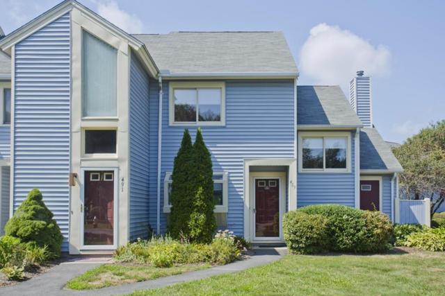 489 Nassau Drive #489, Springfield, MA 01129 (MLS #72420495) :: Mission Realty Advisors