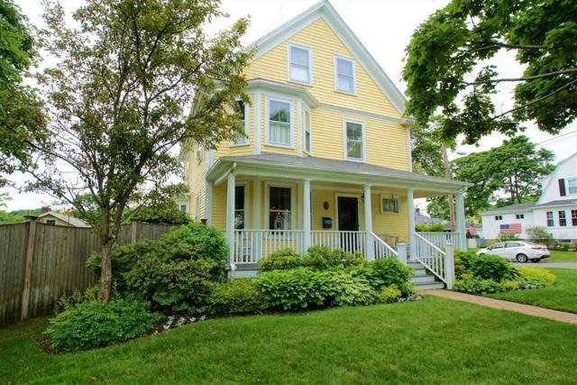 39 Rockaway Ave, Marblehead, MA 01945 (MLS #72420593) :: Westcott Properties