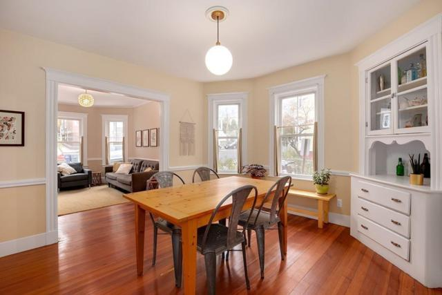 27 Cambridge Ter #1, Cambridge, MA 02140 (MLS #72420670) :: Westcott Properties
